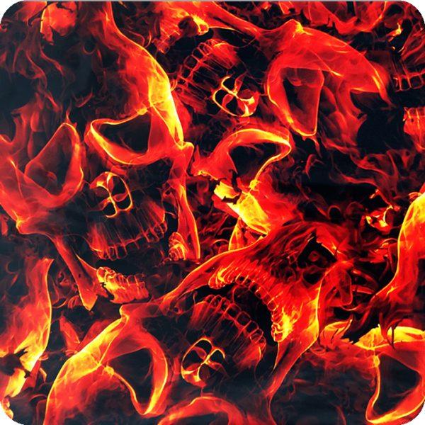Film Calavera y fuego HIDRO900124 – 100