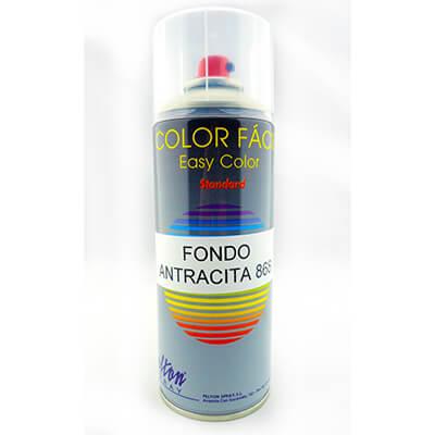 Spray antracita mate 400ml